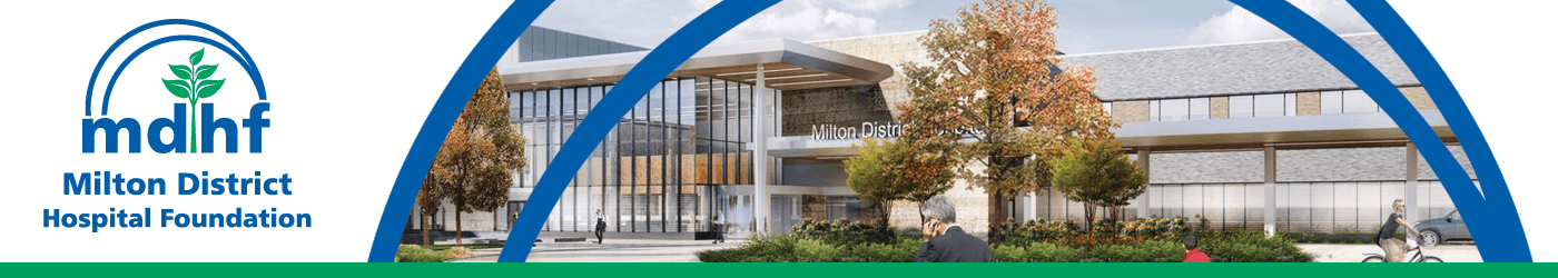 Milton District Hospital Foundation Logo