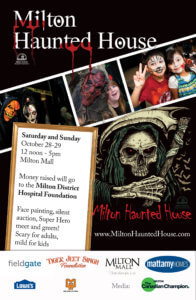 Milton Haunted House @ Milton Mall