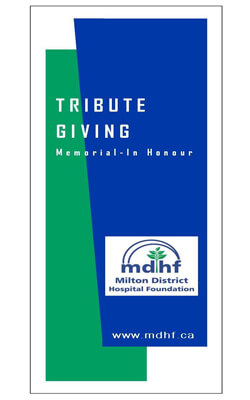 Tribute Giving